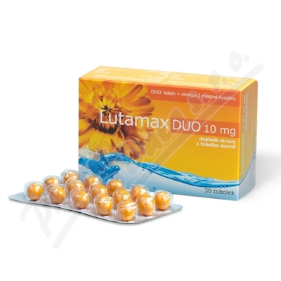 Lutamax DUO 10mg x cps.30